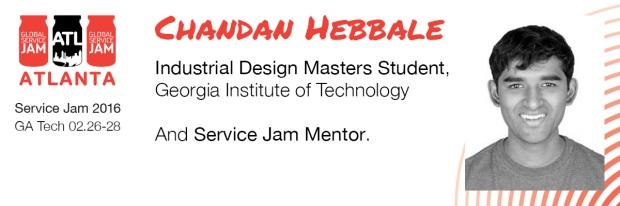 Chandan-Hebbale-Atlanta-Service-Jam-2016